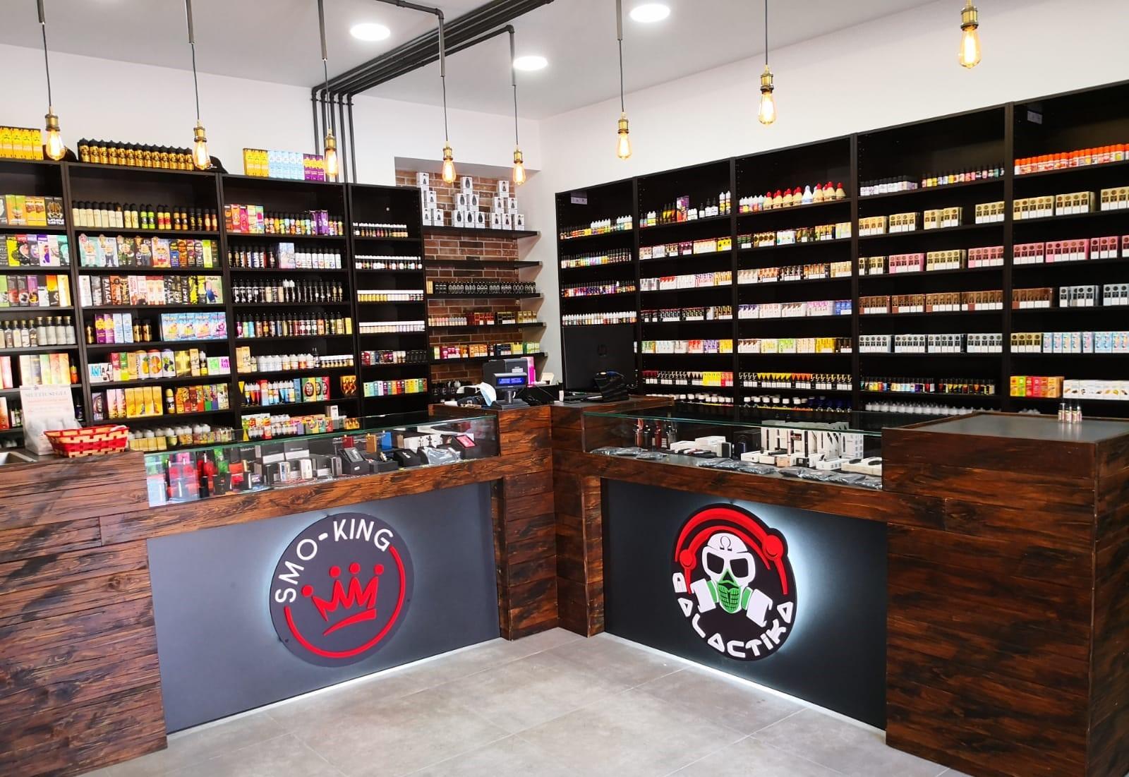negozio sigaretta elettronica Torre Angela